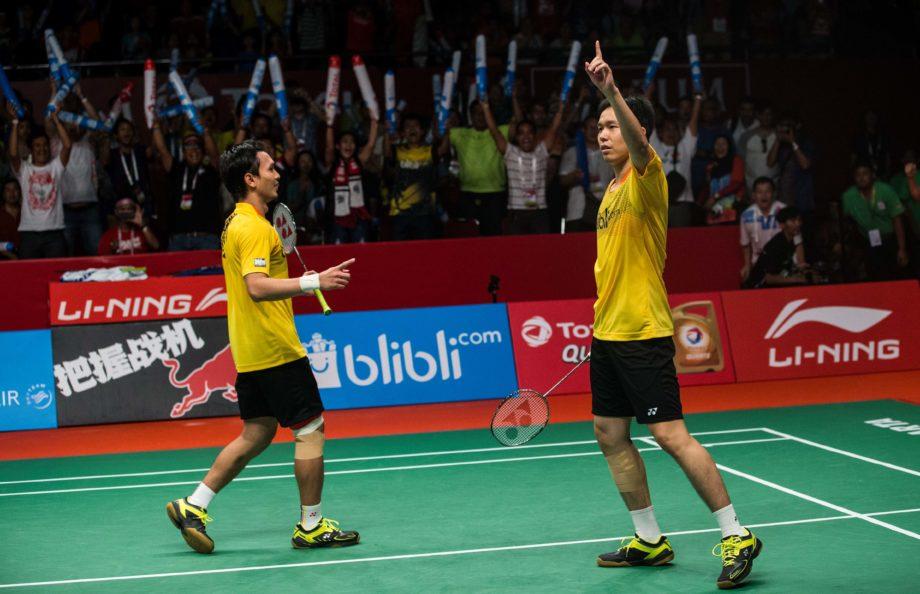 Forza badmintonsko gør en forskel